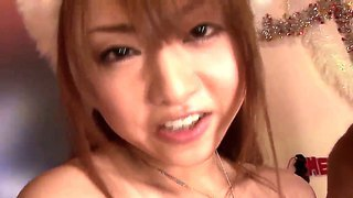 Hot Asian Girl Akiho Youshizawa