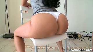 Ava Addams And Julie Cash Flaunting Their Bubble Butts