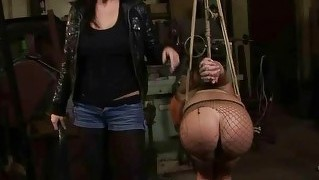 mistress abby loves role playing with her naughty slave