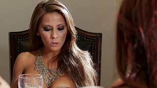 Filthy Unintended Swinger Orgy With Madison Ivy