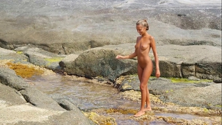 Russian Nudist Girl Vacation 2