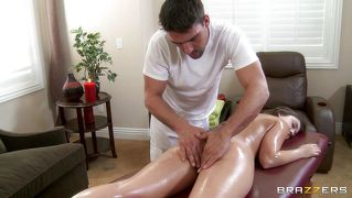 Avsugning Massage Babe Finger