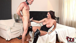 gianna michaels rimjob