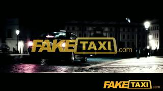 Faketaxi Young Horny Girl In Backseat Surprise