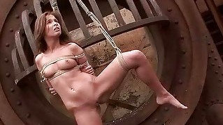 Young Mistress Punishing Sexy Beauty