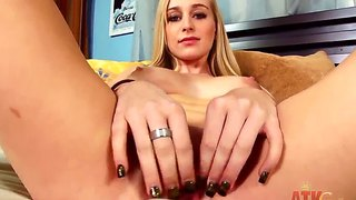 Teen Sensation Stacie Jaxxx Uses A New Toy