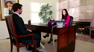India Summer And Rocco Reed In Softcore Scene