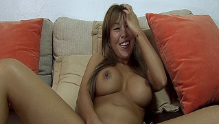 American Born Asian Whore With Big Tits Fucked By A Black Cock