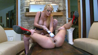 Two Bitches Having Awesome Hardcore Sex With Toys