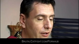 Handsome Official Guy Causes A Catfight