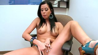 The Test Of Larissa Dee's Oral Affection