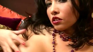 Latina Goddess Lana Lopez Entering The World Of Pleasure