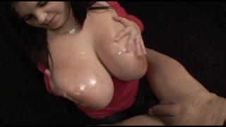 Teen Plays With Her Huge Natural Boobs