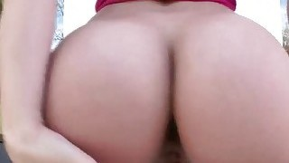 Damn Anikka With Amazing Ass Gets Nailed
