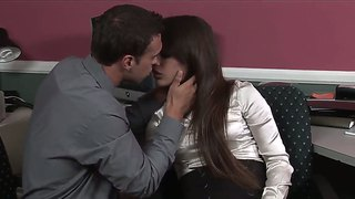 Office Seduction With Jynx Maze