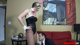 Whore Wife - Cuck Hubby Cory Chase Cosplay Ballbusting Hj