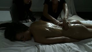 The Beautiful And Naked Babes Sammie Rhodes And Malena Morgan Getting Pleasured