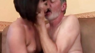 Exotic Teen Fucking Old Man