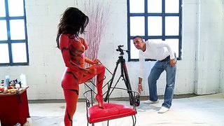 Keiran Lee Shooting And Fucking Veronica Avluv