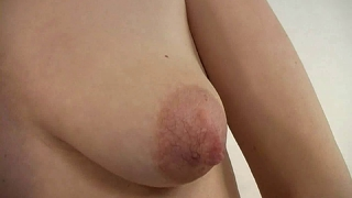 Hard Nippled Granny Anna Fucks Herself With A Dildo