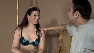 Hot Milf Teacher Invited Her Student For Personal Lessons.