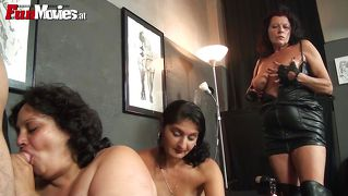 Filthy Mature Whores Fucking Passionately