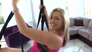 Busty Blonde Dayna Vendetta On The Interracial Vid
