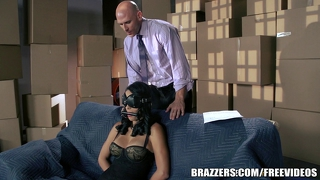 Brazzers - Jasmine Is A Good Little Sub