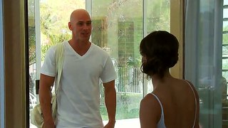 Johnny Sins Massages Perfect Body Of Jenni Lee