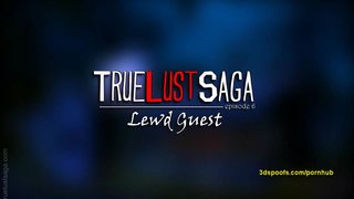 Tight Teen Vampire In Truelust: Lewd Guest 2