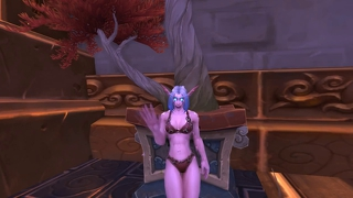 World Of Warcraft - Warlords Nude Dance