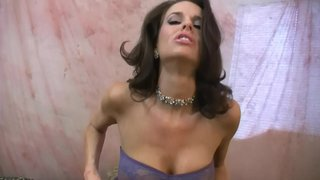 Veronica Avluv Solo With Dildo