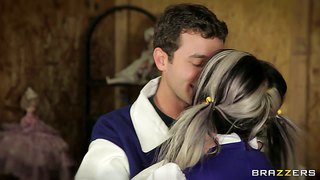 Helly Hellfire Fantasizes About James Deen