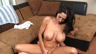 Ava Addams Gets Demolished By James Deen