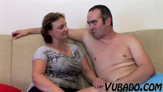 Amateur Sex By Mature Couple !!