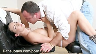 Danejones Hd Creampie For Sexy Young Black Haired Girl