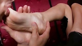 Best Of Foot Fetish Sex