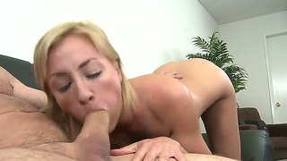 Fully Nude Lexi Swallow Sucks Cock For Cum