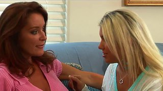 Lesbian Adventures With Aubrey Addams And Rachel Steele