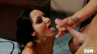 Ava Addams Is Hungry For Cum