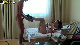 Sexual Diaries Of Amateur Couple On Vacation