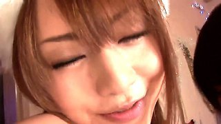 Look At Precious Nice Japanees Girl Akiho Yoshizawa Pleasuring Cristmas Sex