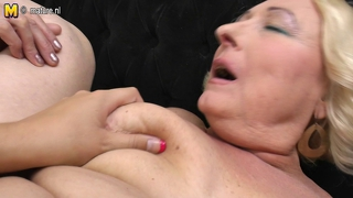 Grandmother Fucks Teen Girl