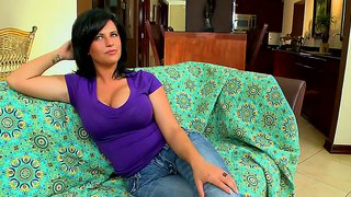 Busty Mommy Lachasse Craves A Good Hard Fuck