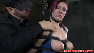 Bounded Bdsm Submissive Punished Hard