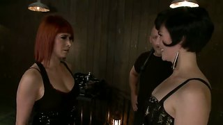 Slut Competion Turned Out In A Rough Orgy Humiliation.