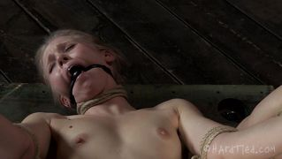 Blond Mus Tatovering Bdsm