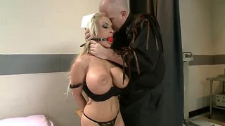 Fucking Pervert Video With Holly Halston And Red Ball Gag!