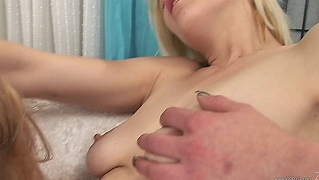 Her First Girlfriend Scene