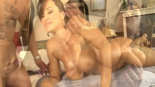Hot Sex Massage With Big Tits